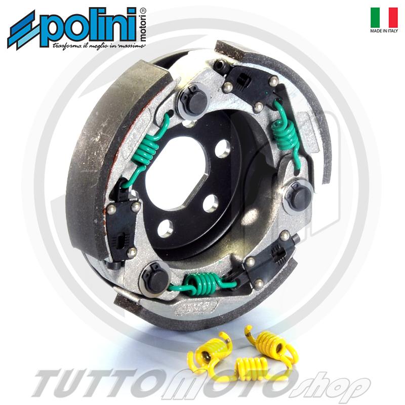 // Giranti Frizione POLINI Frizione 3G EVOLUTION Yamaha-Minarelli D.107 mm